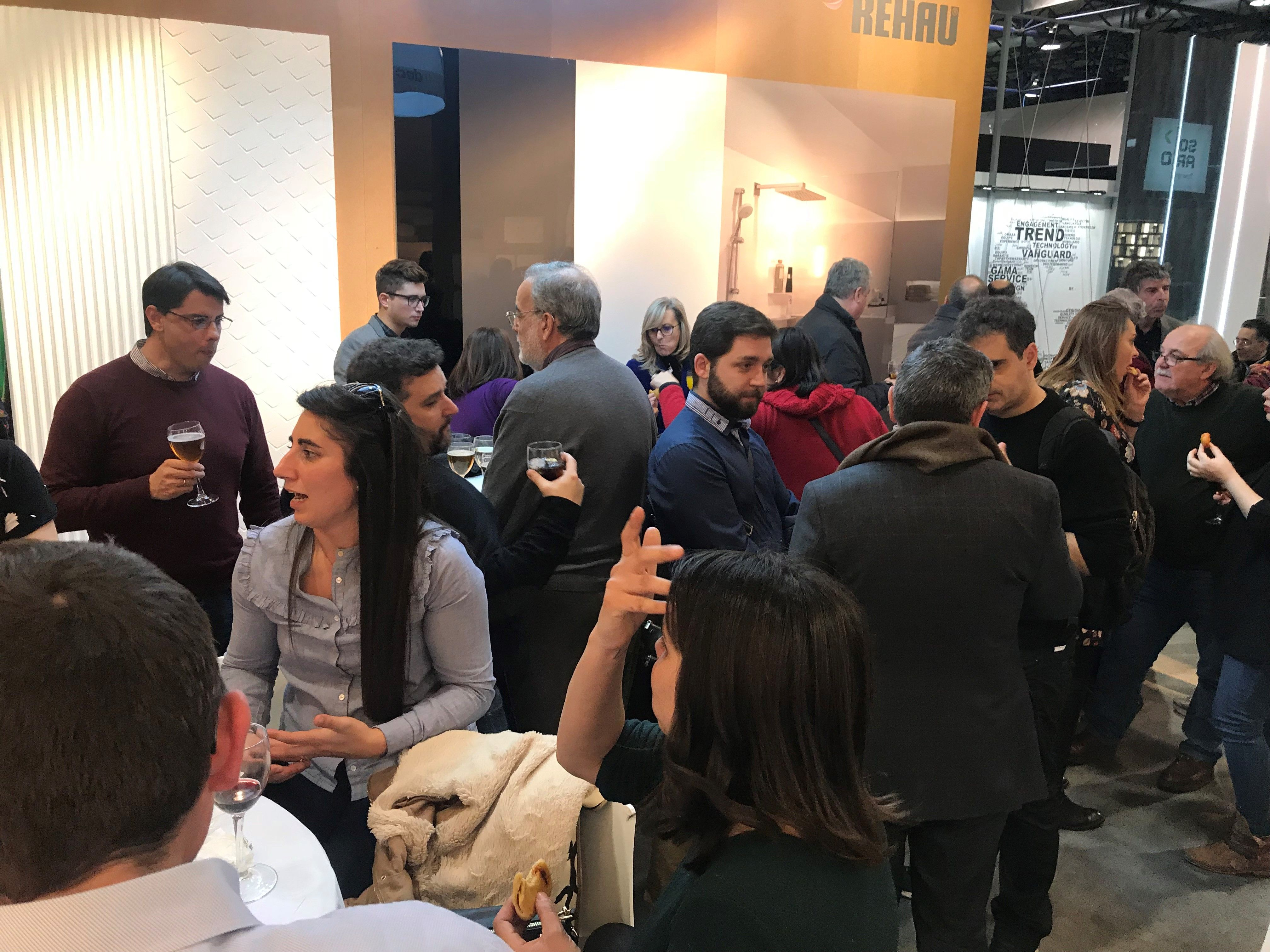 Wood Cocktail Party 7 Maderalia 2018