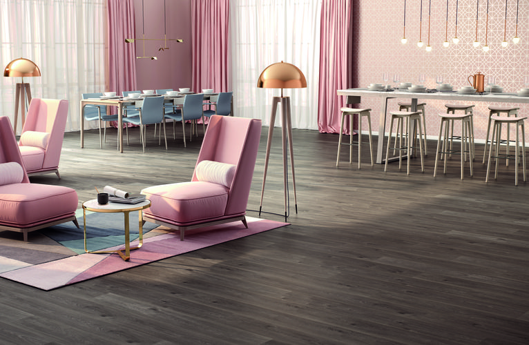 ROBLE ARLES OSCURO evolve finfloor